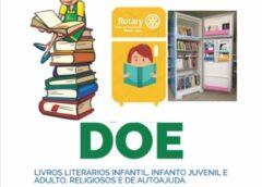 Leitura Solidária vai disponibilizar livros em geladeiras